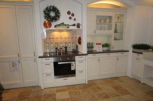 Echtholz Magnolie Zweizeilige Küche in Göppingen