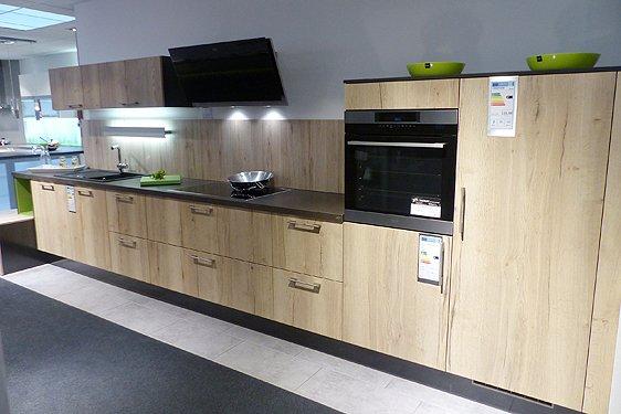 Einzeilige Küche ohne Geräte in 88214 Ravensburg