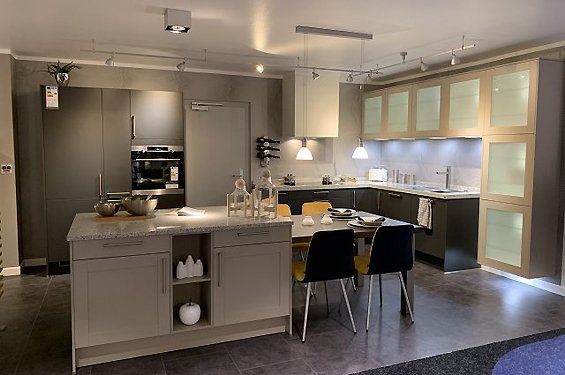 Insel mit Küchengeräten in 76726 Germersheim