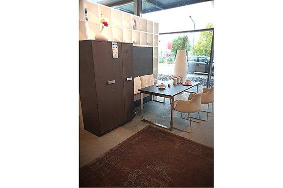 L-Küche Eiche Sepia mit Geräten in Ludwigshafen