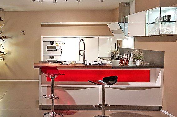 U-Küche weiß in Heilbronn