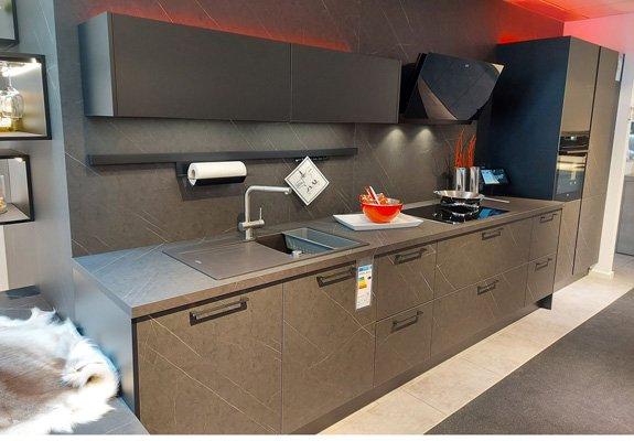 Küchenzeile grau Ravensburg